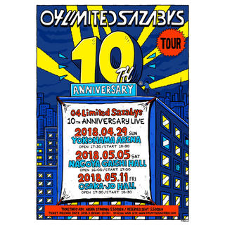 04 Limited Sazabys 10th Anniversary Live(その他)