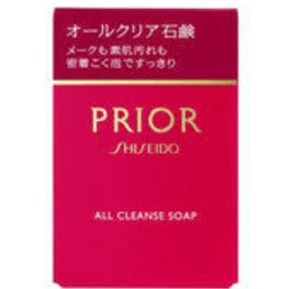 プリオール(PRIOR)のオールクリア石鹸(ボディソープ/石鹸)