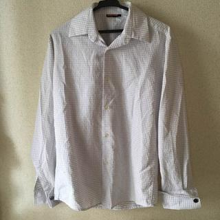 korean style dot shirt