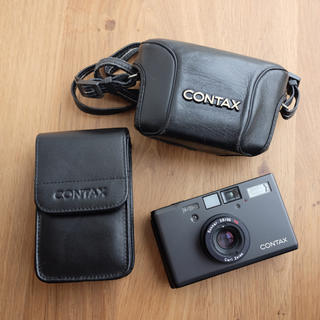 キョウセラ(京セラ)のCONTAX T3 ブラックカラー(フィルムカメラ)