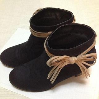 Lazy swan♡2wayブーツ レディースの靴/シューズ(ブーツ)の商品写真
