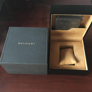 ブルガリ(BVLGARI)のブルガリ 時計ケース(その他)