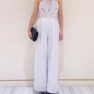 ラグナムーン(LagunaMoon)のラグナムーン ドレス ワイドパンツ M(その他ドレス)