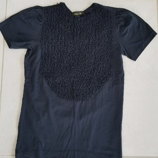 ドゥロワー(Drawer)のドゥロワー コットンTシャツ(Tシャツ(半袖/袖なし))