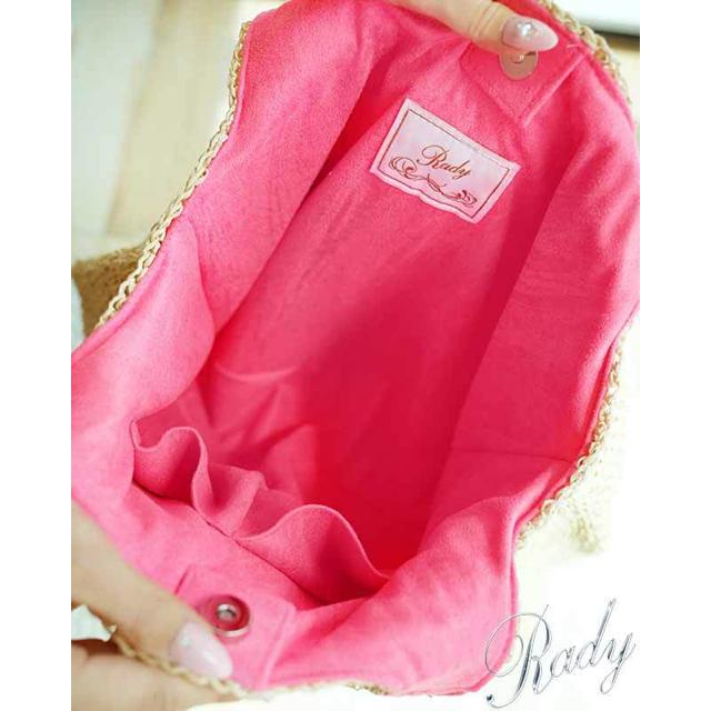 Rady(レディー)の♡P嬢♡さま専用 レディースのバッグ(トートバッグ)の商品写真