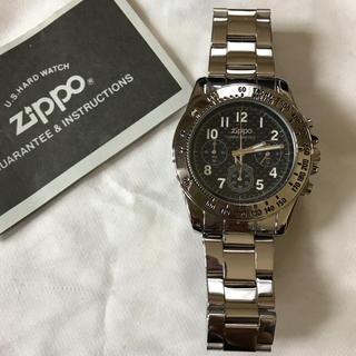 ジッポー(ZIPPO)のZIPPO 時計(腕時計(アナログ))