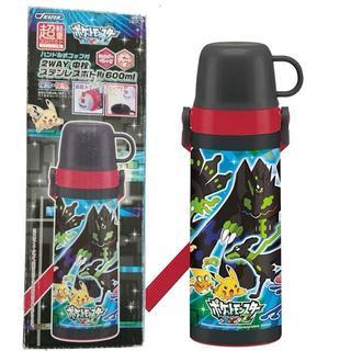 ポケモン(ポケモン)の2way中栓ステンレスボトル ポケモンXY&Z(弁当用品)