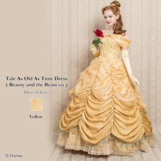 シークレットハニー(Secret Honey)の美女と野獣 ドレス (シークレットハニー)(衣装)