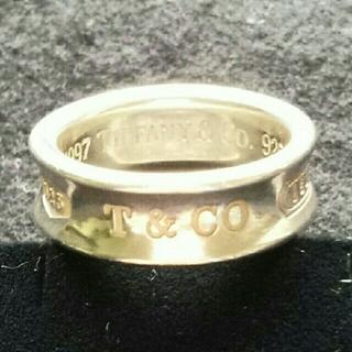 ティファニー(Tiffany & Co.)のティファニー 14号リング❗❗(リング(指輪))