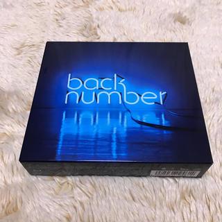 バックナンバー(BACK NUMBER)のback number アンコール 初回限定A Blu-ray ver(ポップス/ロック(邦楽))