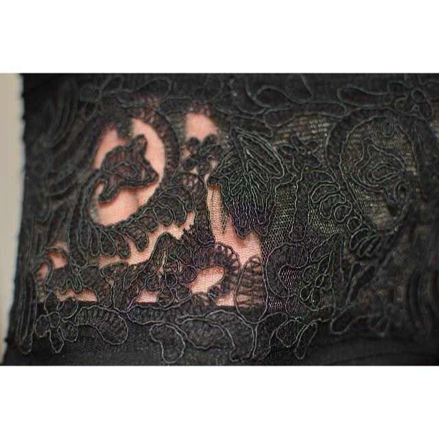 TADASHI SHOJI(タダシショウジ)のAiko様専用 Tadashi shoji ストラップ付 ロングドレス 2 レディースのフォーマル/ドレス(ロングドレス)の商品写真