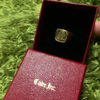 キャリー(CALEE)のcalee(リング(指輪))