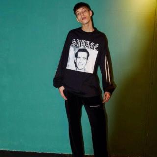 ジョンローレンスサリバン(JOHN LAWRENCE SULLIVAN)のsub age ロンT 17aw(Tシャツ/カットソー(七分/長袖))