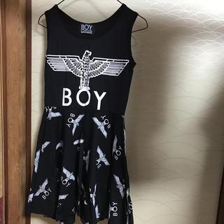 ボーイロンドン(Boy London)のBOY LONDON ワンピース(ひざ丈ワンピース)