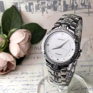 オリエント(ORIENT)の極美品 &極レア ✨ オリエント 50周年記念モデル ✨ ダイヤモンド 腕時計(腕時計)
