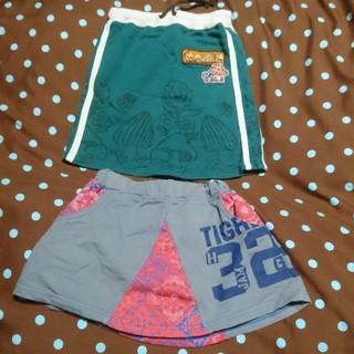 ラフアンドチープ(LAUGH & CHEAP)のラフチー スカート 120 お値下げ(スカート)