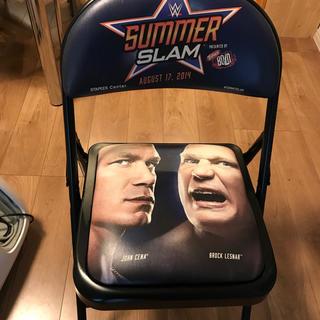 WWE サマースラム VIP用チェアー(格闘技/プロレス)