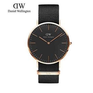 ダニエルウェリントン(Daniel Wellington)の新品 保証付 ダニエル ウェリントン クラシック 40mm NATO(腕時計(アナログ))