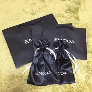 エモダ(EMODA)のEMODAショッパー(その他)