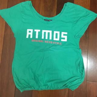 アトモスガールズ(atmos girls)のATMOS アトモス アトモスガール tシャツ (Tシャツ/カットソー(半袖/袖なし))