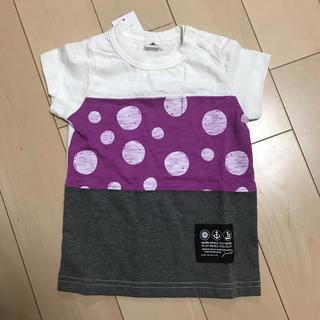 ジーンズベー(jeans-b)の半袖Tシャツ 80センチ(Tシャツ)