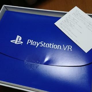 プレイステーションヴィーアール(PlayStation VR)のプレイステーションvr(家庭用ゲーム機本体)