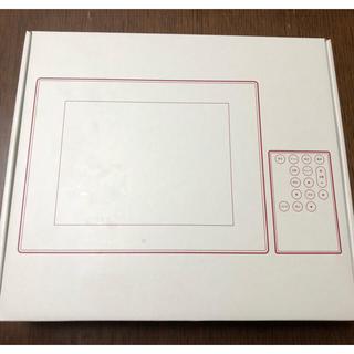 ムジルシリョウヒン(MUJI (無印良品))の無印良品 新品‼︎デジタルフォトフレーム DPF-07(フォトフレーム)