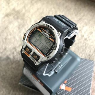 タイメックス(TIMEX)のTIMEX タイメックス アイアンマン1986 復刻(腕時計(アナログ))