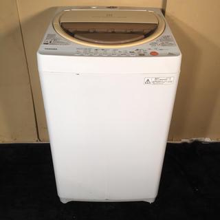 トウシバ(東芝)のTOSHIBA 電気洗濯機 6.0kg AW-60GL 2013年製(洗濯機)