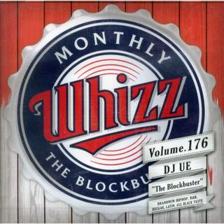 DJ UE/WHIZZ Vol.176★2018年3月号(R&B/ソウル)