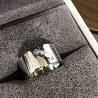 ショーメ(CHAUMET)のショーメダイヤリング(リング(指輪))