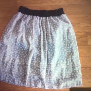 デュアルスレッド(Dual THREAD)のDual THREAD スカート 膝丈スカート(ひざ丈スカート)