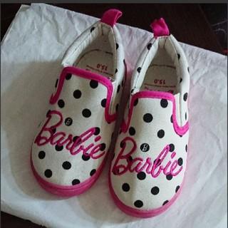 バービー(Barbie)のバービー スリッポン15センチ スニーカー15センチ(スリッポン)