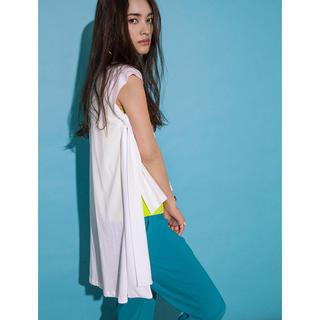 アメリヴィンテージ(Ameri VINTAGE)の2017ss 即完売SIDE KNOT TEE(Tシャツ(半袖/袖なし))
