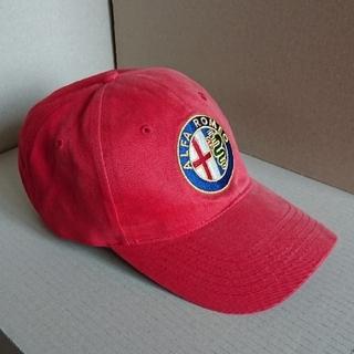 アルファロメオ(Alfa Romeo)のアルファロメオ(ALFA ROMEO) 帽子・キャップ(キャップ)