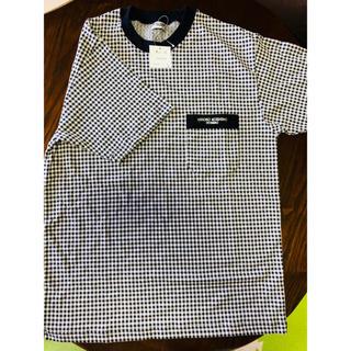 ヒロココシノ(HIROKO KOSHINO)の新品 Hiroko koshino チェックTシャツ メンズ(Tシャツ/カットソー(半袖/袖なし))