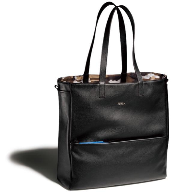 58505a429c76 Furla(フルラ)のFURLA リバーシブル トートバッグ ストラップつき レディースのバッグ(トート