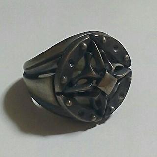 エムズコレクション(M's collection)の17号【M's collection】クロス・シルバーリング(リング(指輪))