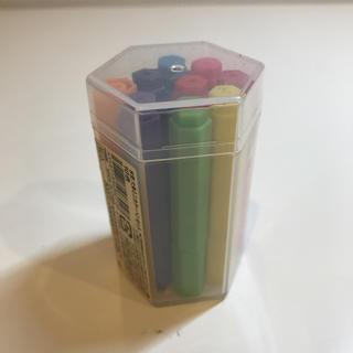 MUJI (無印良品) - 無印 6角カラーペン
