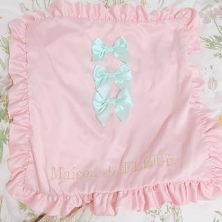メゾンドフルール(Maison de FLEUR)のmaison de fleur ♡ クッションカバー(クッションカバー)