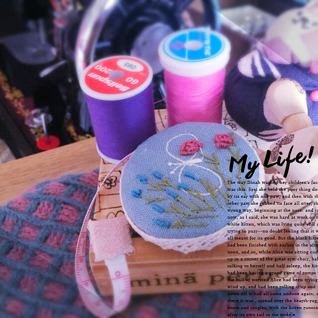 mina perhonen(ミナペルホネン)のminäperhonenʚϊɞメジャー150cm目盛 ミナ ペルホネン ハンドメイドのファッション小物(その他)の商品写真