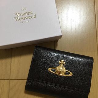 ヴィヴィアンウエストウッド(Vivienne Westwood)のVivienne Westwood EXECUTIVE 口金二つ折り財布(財布)