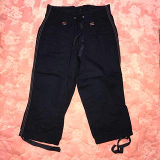 56f73c22a3b43 アディダス(adidas)のadidas 七分丈パンツ(カジュアルパンツ)