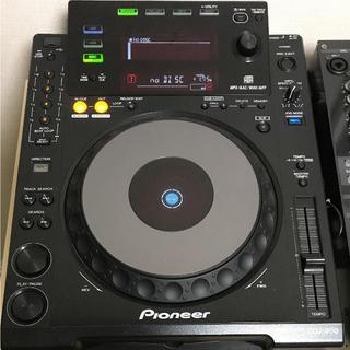 パイオニア(Pioneer)のパイオニア CDJ900   2台セット(CDJ)