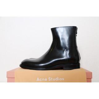 アクネ(ACNE)の新品 Acne Studios ブーツ 43サイズ(ブーツ)
