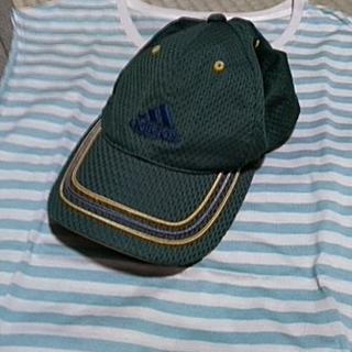 アディダス(adidas)のおかかごはん様専用 アディダスキャップ(帽子)