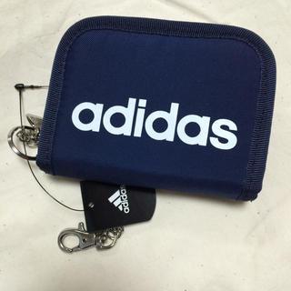 アディダス(adidas)の二つ折財布(adidas)(財布)