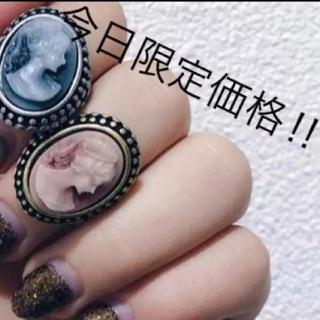 カメオリング(リング(指輪))