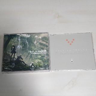スクウェアエニックス(SQUARE ENIX)のニーアオートマタ サントラ【特典CD付】(ゲーム音楽)
