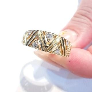 クリスチャンディオール(Christian Dior)のこーりん様 専用です✨リング クリスチャン・ディオール ゴールド(リング(指輪))